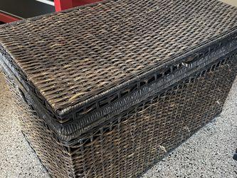 Wicker Chest / Storage Trunk for Sale in Aliso Viejo,  CA