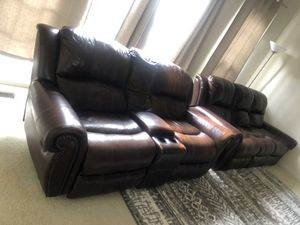 Recline and swing sofa for Sale in Laurel, MD