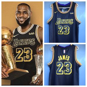 Lakers Lebron James Black Jersey Large for Sale in Los Angeles, CA