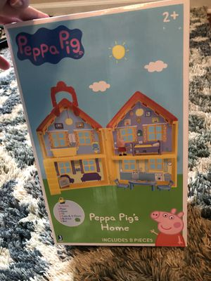 Peppa pig house toy for Sale in Simpsonville, SC