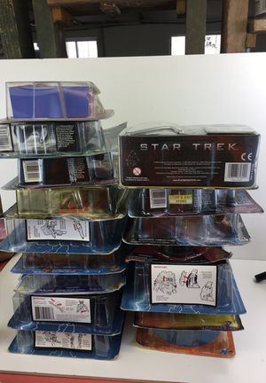 Collectibles toys lot of 16 star trek x-men spawn for Sale in Alameda, CA