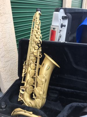 Yamaha alto saxophone for Sale in San Diego, CA