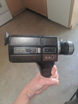 Vintage movie camera for Sale in Apache Junction, AZ