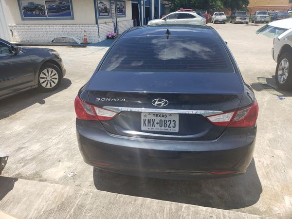 2013 Hyundai Sonata parts for sale