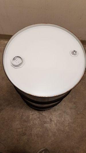 30 gallon steel drum for Sale in Chicago, IL