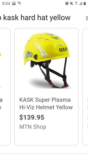 New kask hard hat for Sale in Lanham, MD