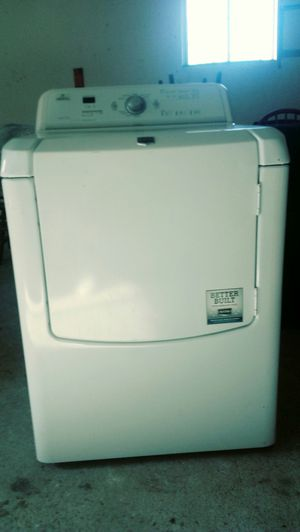 Maytag dryer for Sale in Mount Gilead, OH
