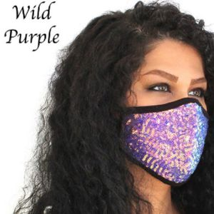 Wild purple washable face mask made in USA 🇺🇸 for Sale in Romulus, MI