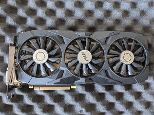 MSI Duke GEFORCE GTX 1080 for Sale in College Station, TX