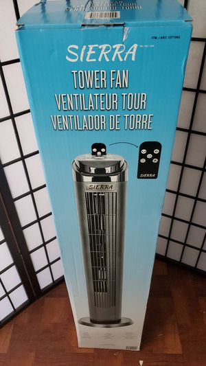 Air conditioner tower fan for Sale in Los Angeles, CA