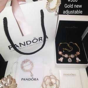 New 2021 Hold Adjustable Pandora bracelet for Sale in Columbus, OH