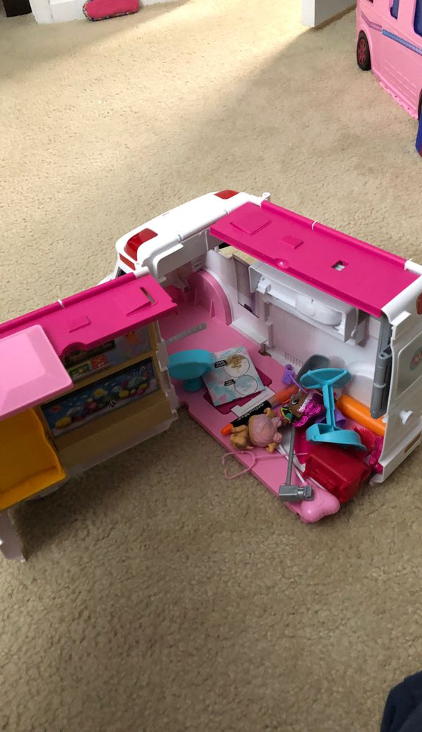 Barbie Ambulance
