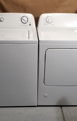 Amana Washer And Admiral Gas Dryer NEWER MODELS !!! for Sale in Ontario,  CA