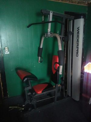 Weiderpro 6900 home gym for Sale in Orlando, FL