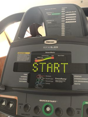 Elliptical - Precor EFX 5.23 for Sale in Olympia, WA