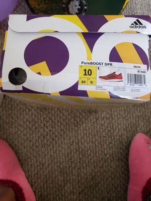 Adidas PureBoost Men size 10 for Sale in FAIRMOUNT HGT, MD