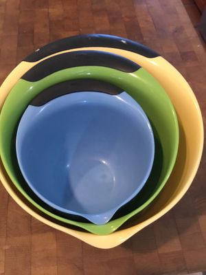 OXO Good grips mixing bowls for Sale in Miramar, FL