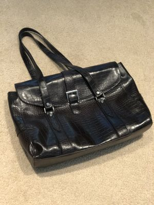Faux leather laptop bag for Sale in Jacksonville, FL