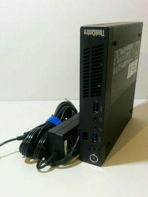 Lenovo M92P tiny PC - i5 3.6 GHz 4 core, 8gb ram for Sale in Sacramento, CA