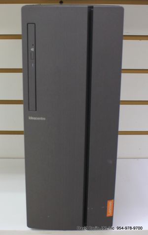 Lenovo -IdeaCentre 510A-15ABR Desktop -12GB RAM-1tb HDD - 90GU0007US with Wireless Keyboard and Mouse for Sale in Fort Lauderdale, FL