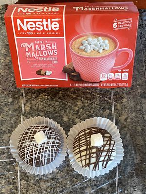 Chocolate bombs with marshmellows for Sale in Lynwood, CA