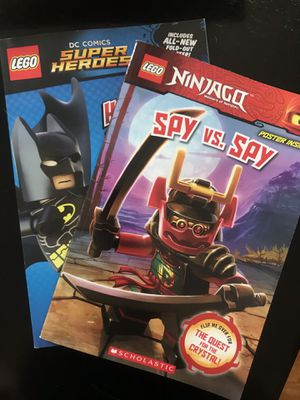 Free! Lego books for Sale in Westerville, OH