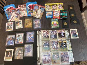 Baseball card bundle for Sale in Los Alamitos, CA
