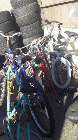 Free Bikes for parts for Sale in Seaside, CA