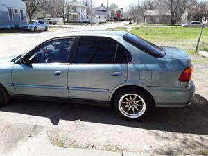 Honda civic año 2000 for Sale in Wichita, KS
