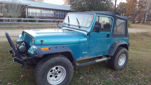 Jeep Wrangler for Sale in Atlanta, LA