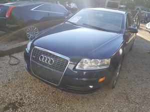 2008 Audi A6 3.2 for parts parts for Sale in Charlotte, NC