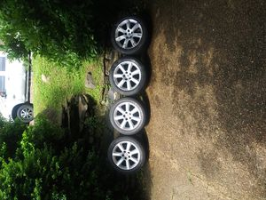 09 Nissan 350z 235/50z/17r Factory Rims and Tires for Sale in Old Hickory, TN