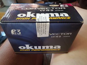 Okuma fishing reel for Sale in Kawkawlin, MI