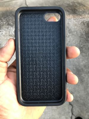 iPhone 7/8 Black Otterbox Case for Sale in Orlando, FL