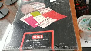 UKINE. PREMIUM LASER LABELS. for Sale in Columbia, MO
