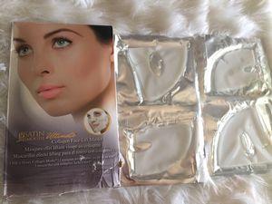 New collagen face lift masks (2) for Sale in Phoenix, AZ