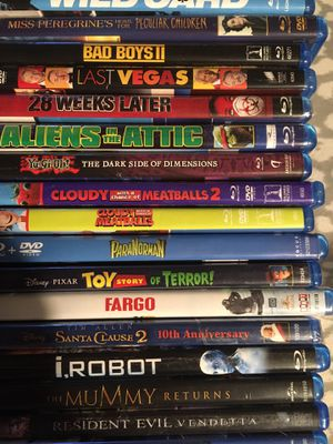 Blu-ray's for Sale in Wenona, IL