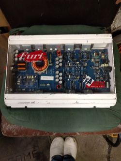 Car Amplifier Furi FA 2120 Made In The USA for Sale in Brecksville,  OH