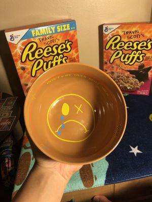 Travis Scott Reese's bowl for Sale in Atco, NJ
