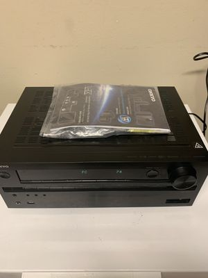 Onkyo Receiver for Sale in Signal Hill, CA