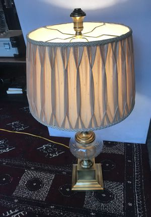 Designer Gold Lamp (set of 2, can buy individually) for Sale in Los Angeles, CA