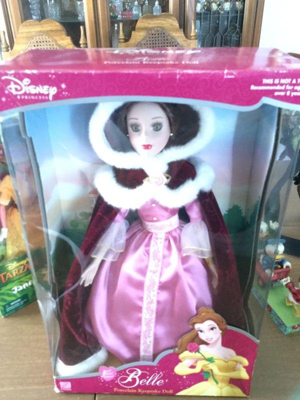 Disney Porcelain Keepsake doll