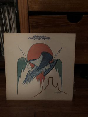"""The Eagles """"On the Border"""" on Vinyl for Sale in Seattle, WA"""