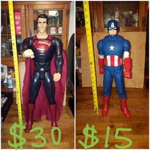 DC action figures for Sale in Las Vegas, NV