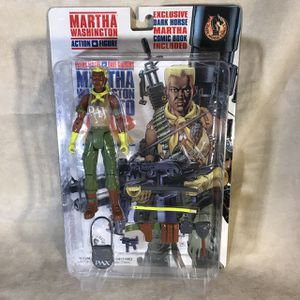 Martha Washington Action Figure by Dark Horse Comics for Sale in Seattle, WA