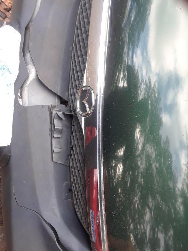 2000 Mazda Protege 4 doors