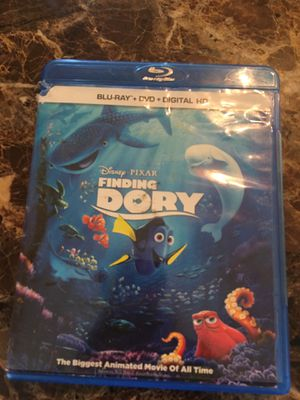FINDING DORY cds for Sale in Fresno, CA