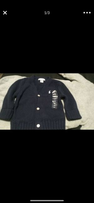 Ralph Lauren Sueter Size 6 Months New for Sale in Los Angeles, CA