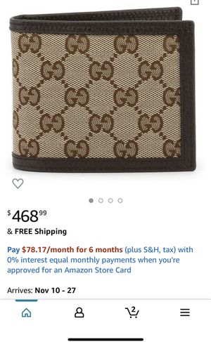 Gucci wallet for Sale in Woodburn, OR