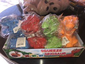 Dinosaur light up squishies $1 each for Sale in Lakewood, CA
